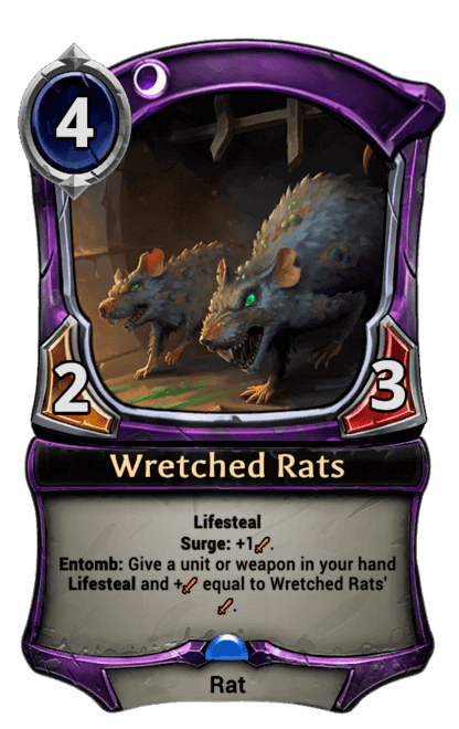 Card image for Wretched Rats