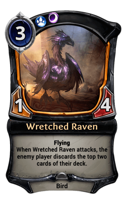 Card image for Wretched Raven
