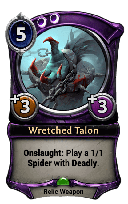 Card image for Wretched Talon