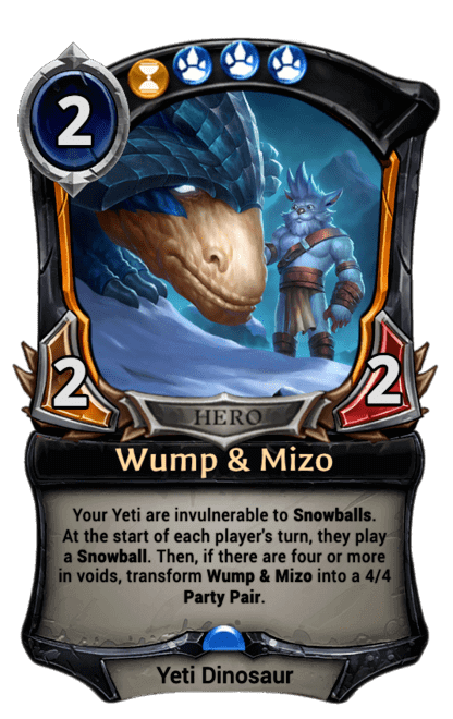 Card image for Wump & Mizo