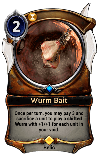 Card image for Wurm Bait