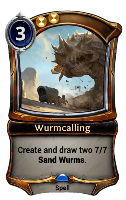 Card image for Wurmcalling