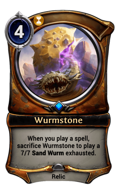 Card image for Wurmstone