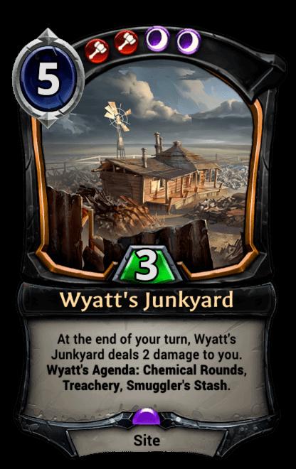 Card image for Wyatt's Junkyard