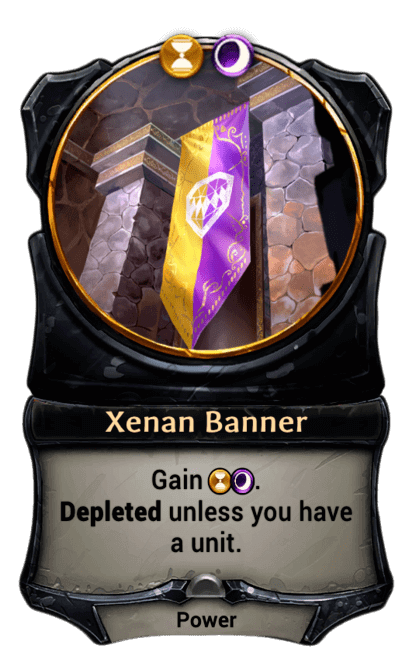 Card image for Xenan Banner