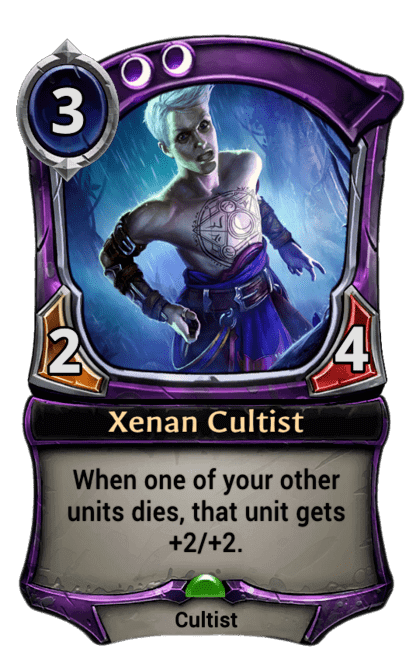 Card image for Xenan Cultist