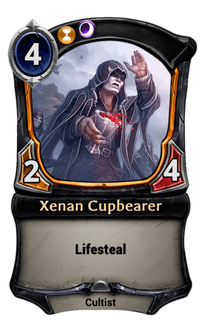 Card image for Xenan Cupbearer