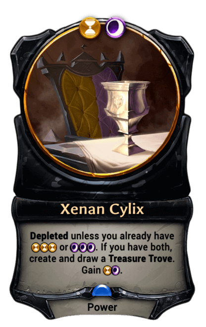 Card image for Xenan Cylix