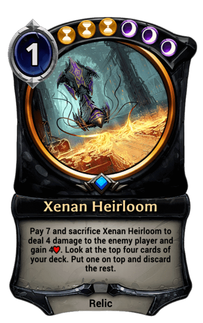Card image for Xenan Heirloom