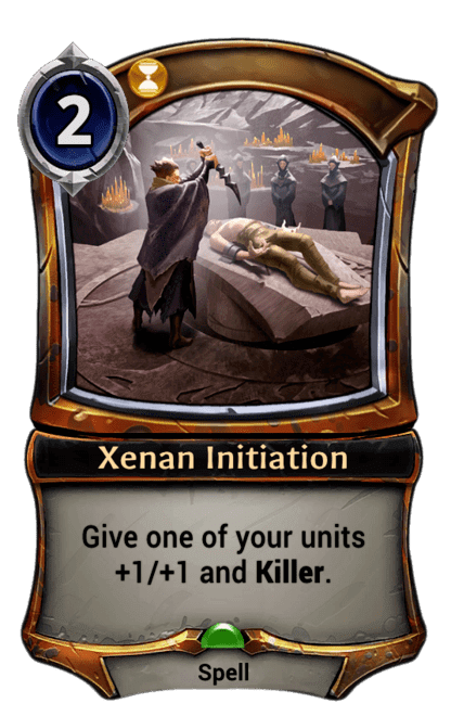 Card image for Xenan Initiation