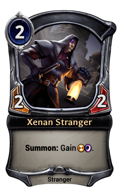 Card image for Xenan Stranger