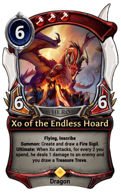 Xo of the Endless Hoard