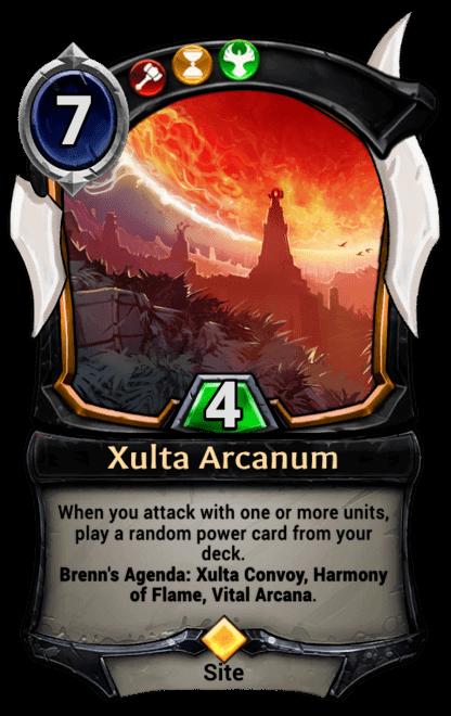 Card image for Xulta Arcanum