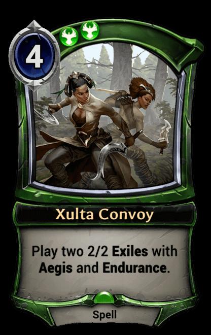 Card image for Xulta Convoy