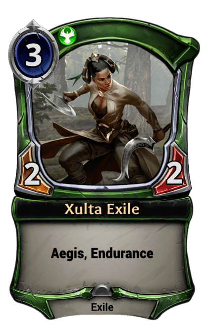 Card image for Xulta Exile
