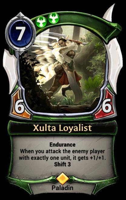 Card image for Xulta Loyalist
