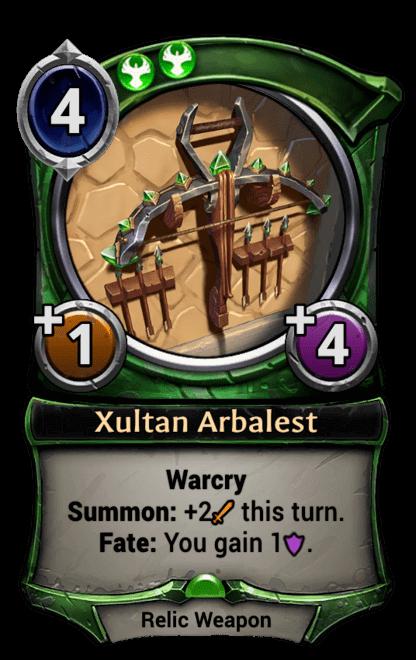 Card image for Xultan Arbalest