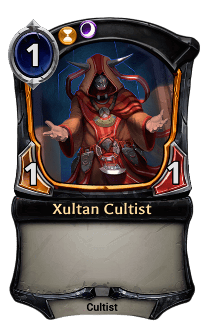 Card image for Xultan Cultist