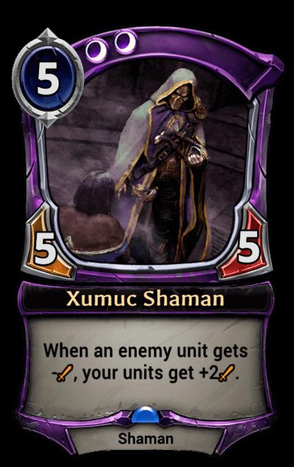 Card image for Xumuc Shaman