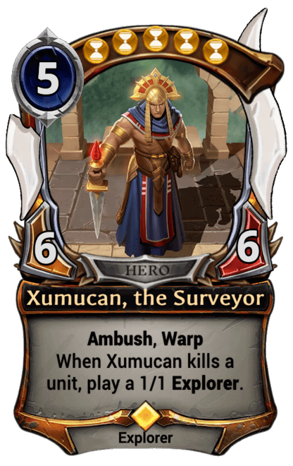 Card image for Xumucan, the Surveyor