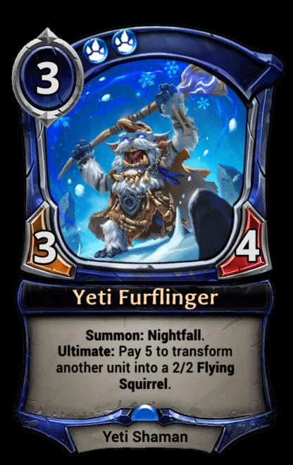 Card image for Yeti Furflinger