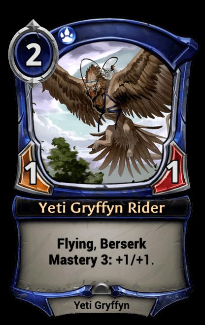 Card image for Yeti Gryffyn Rider
