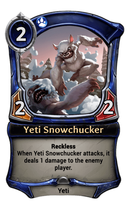 Card image for Yeti Snowchucker