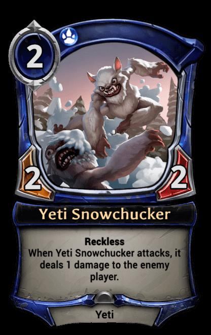 Card image for Yeti Snowchucker