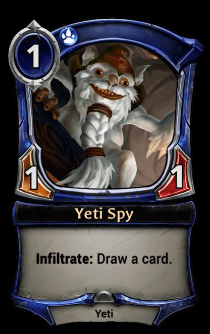 Card image for Yeti Spy