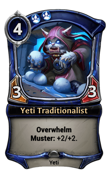 Card image for Yeti Traditionalist
