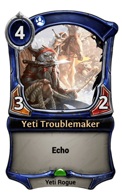 Card image for Yeti Troublemaker