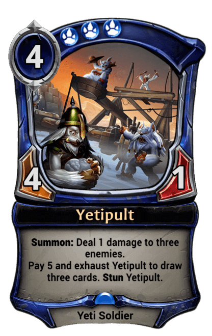 Card image for Yetipult