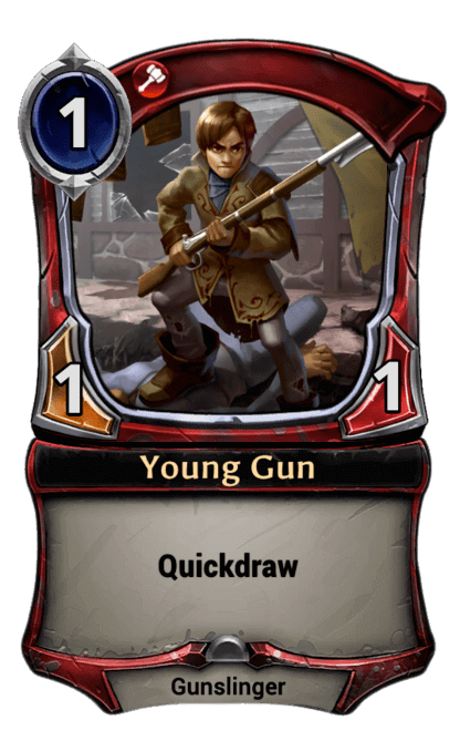 Card image for Young Gun